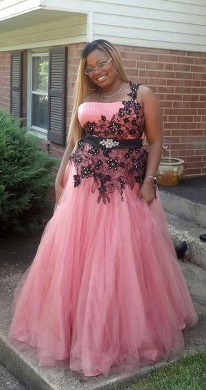 Coral Prom Dress for Sale in Fairfax, VA