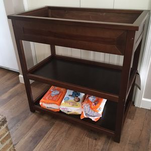 Baby changing table for Sale in Rosemount, MN