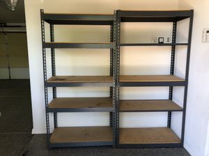 Utility shelves. Up to 5 units available for Sale in Scottsdale, AZ