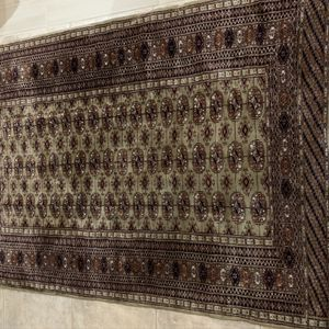 Hand Made Wool Carpet Made In Pakistan for Sale in Tucson, AZ