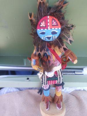 Antique Kachina doll for Sale in Spokane Valley, WA