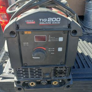 Lincoln 200 Square Welder for Sale in Chandler, AZ