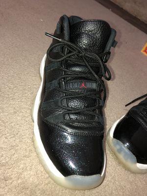 Jordan 11 (72-10 Series) Size 7 for Sale in Houston, TX