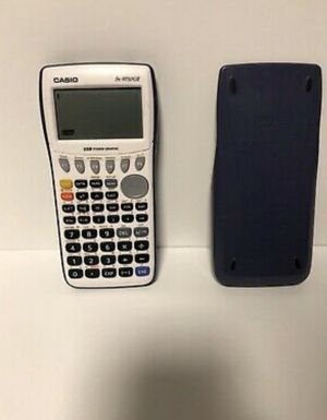 Casio graphing calculator for Sale in Dumfries, VA