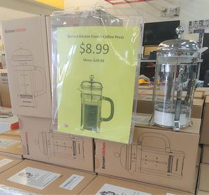 New Bonsn Kitchen French Coffee Press for Sale in Eastvale, CA