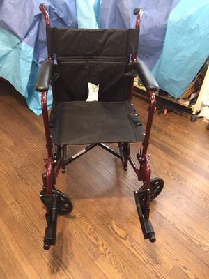 Transport Brand wheelchair for Sale in Boonville, MO