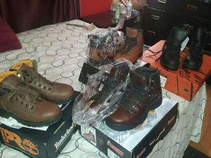 Sapatos para trabajar. talla 8 1/2. Work shoes.size 8 1/2 for Sale in Manassas, VA