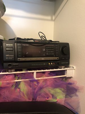 Stereo receiver for Sale in Port St. Lucie, FL