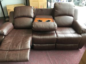 Carolina furniture & recliner loveseat $1000 for Sale in Washington, DC