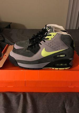Nike Max 90 Boot Size 10 for Sale in Germantown, MD