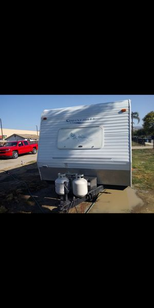 2003 Springdale by Keystone Bunkhouse travel trailer sleeps up to 8 people everything works title in hand for Sale in Ontario, CA