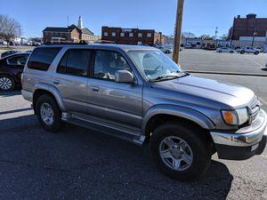 2001 Toyota 4 runner for Sale in Spartanburg, SC