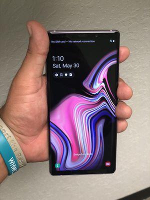 Samsung Galaxy Note 9 for Sale in Lakeland, FL