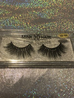 Soft & Beautiful 3D Mink Lashes for Sale in Odenton, MD