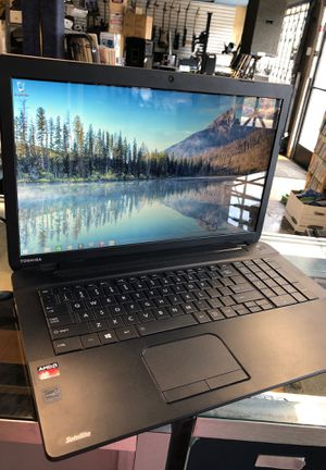 Toshiba laptop for Sale in San Diego, CA