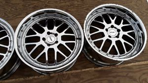 3 TSW Rims for A Mustang and 3 tires for Sale in Atlanta, GA