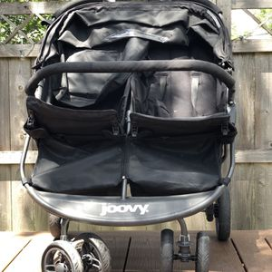 Joovy Scooter X2 Double Stroller for Sale in Blacklick, OH