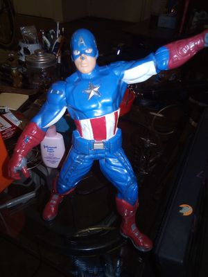 Captain America toy for Sale in Albuquerque, NM