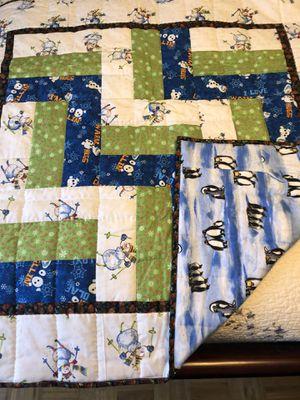 Beautiful handmade quilt for Sale in Spokane, WA