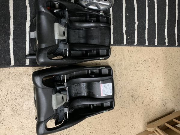 Britax infant seat and base