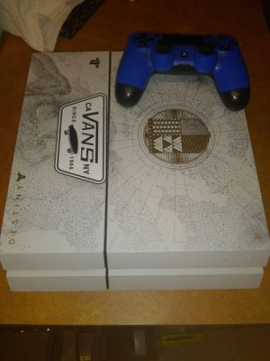 "Special Edition ""Destiny Edition"" PS4 w/1 Controller and Downloaded Games for Sale in Phoenix, AZ"