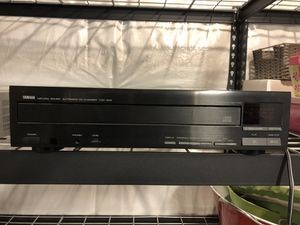 Yamaha 5 CD Player for Sale for sale  North Bend, OH