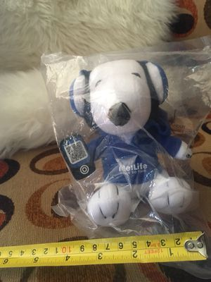 New Snoopy Collectible Plush Toy for Sale in Miami, FL
