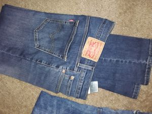 Levi jeans for Sale in Decatur, GA