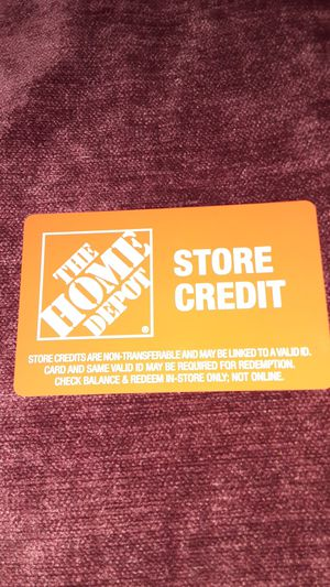 HD in-store credit for Sale in Laguna Woods, CA