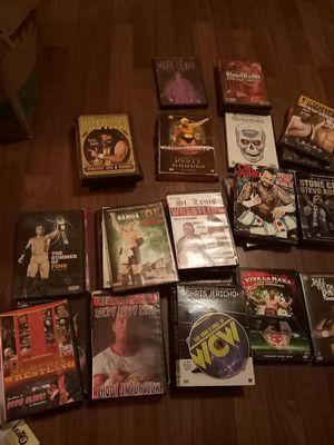 Wrestling DVDs for Sale in Stockbridge, GA