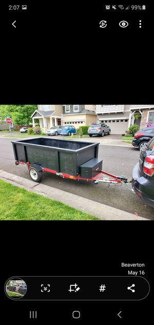 folding trailer for Sale in OR, US