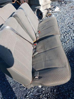 Chevy express 2500 2008 asientos en Buenos condiciones for Sale in North Plainfield, NJ