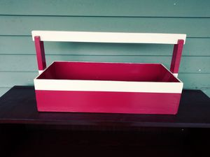 Refinished Antique Garden Box X Posted for Sale in Framingham, MA