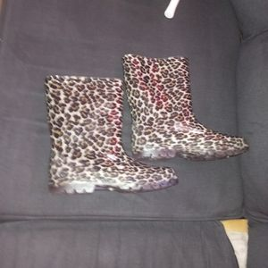 Cute Rain boots, Size 5 for Sale in Fort Lauderdale, FL