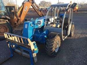 2012 GENIE GTH-5519 20ft 5k reach Forklift. Great condition. for Sale in Chicago, IL