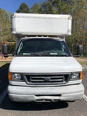 2006 ford econoline for Sale in Jacksonville, FL