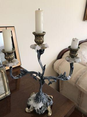 Bronze candelabra for Sale in Merrick, NY