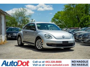 2014 Volkswagen Beetle Coupe for Sale in Sykesville, MD
