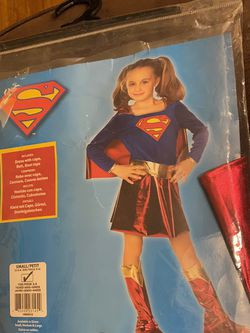 Wonder Girl Costume - Kids Size Small for Sale in Naperville,  IL