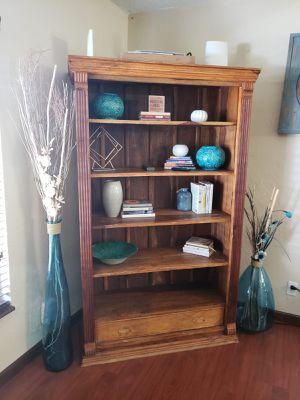 Farm style bookshelve for Sale in Fort Lauderdale, FL
