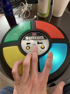 Milton Bradley Simon for Sale in West Columbia, SC