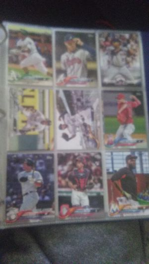 Football baseball and basketball cards for Sale in PEORIA, AZ