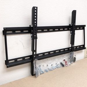 """(NEW) $15 Tilt 32""""-65"""" TV Wall Mount Television Bracket 15 Degree Up/Down Slim for Sale in Whittier, CA"""