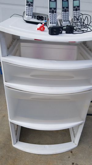 Plastic drawer for Sale in Moreno Valley, CA