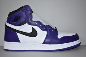 Nike Air Jordan 1 Retro High OG 'Court Purple' 555088 500 for Sale in Lanham, MD