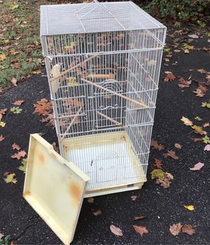 Tall bird cage for Sale in Millers, MD