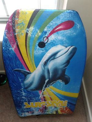 New colorful dolphine body board for Sale in Brandon, MS