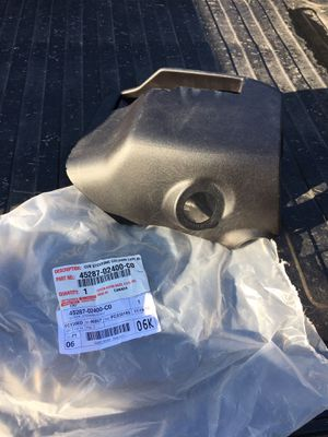 2014-2016 corolla lower steering column cover for Sale in Tacoma, WA