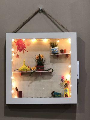 Miniature shadow box for Sale in Princeton, NJ