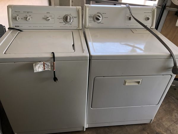 Kenmore Washer Electric Dryer Free Delivery and Install